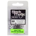 Black Magic KL Hook 1-0 28pcs