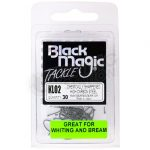 Black Magic KL Hook 2-0 30pcs