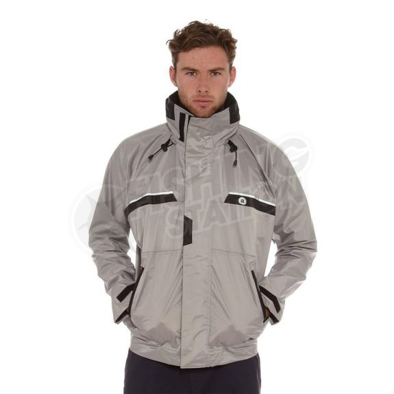 Burke Spray Jacket Front