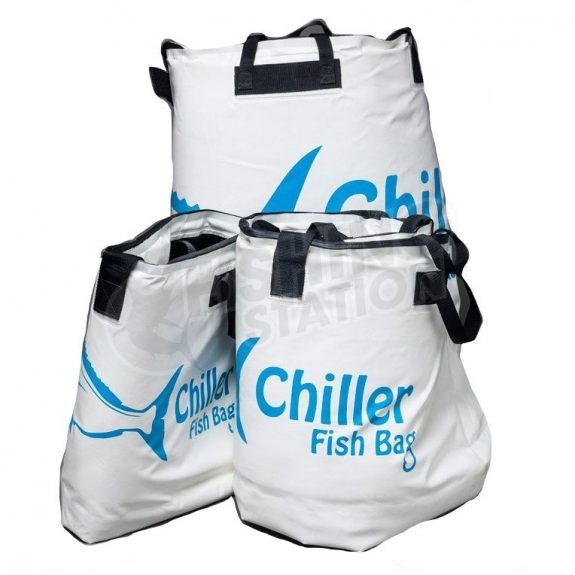 Chiller Fish Bags Folded