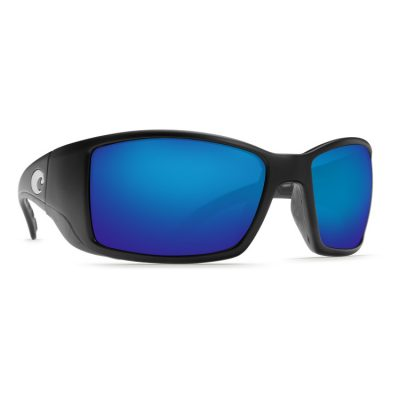 Costa Blackfin Black Blue Lens Main