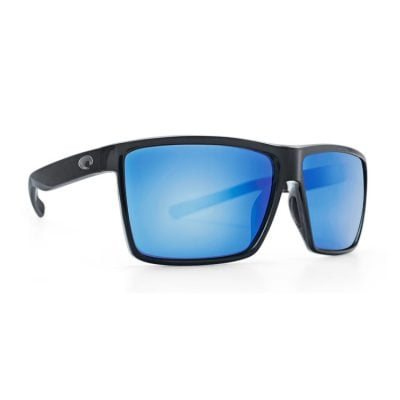 Costa Rincon Shiny Black Blue Mirror Main