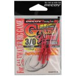 Decoy DJ-100 Grand Pike Assist Hooks Packaging
