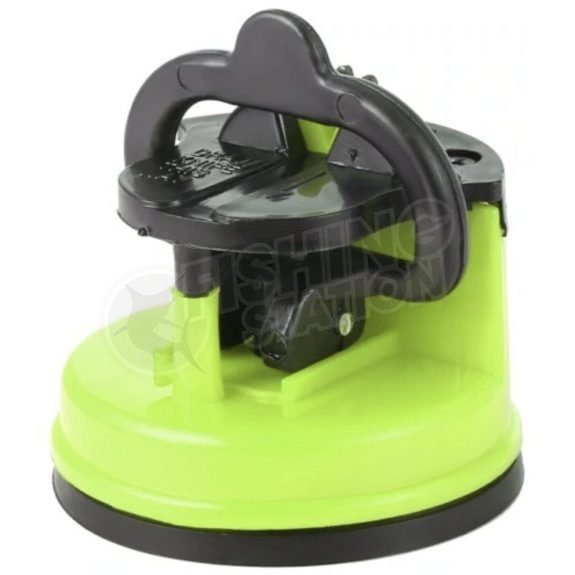 Fish Craft Knife Sharpener with Suction Base