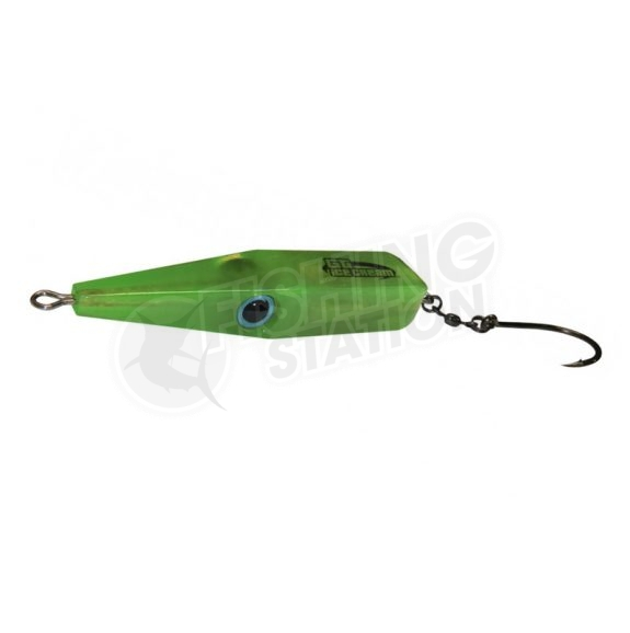 GT Ice Cream Needle Nose Surface Plug Shad Green