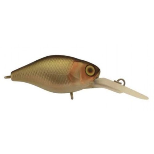 Jackall Chubby 38 Deep Diving Floating Brown Dog