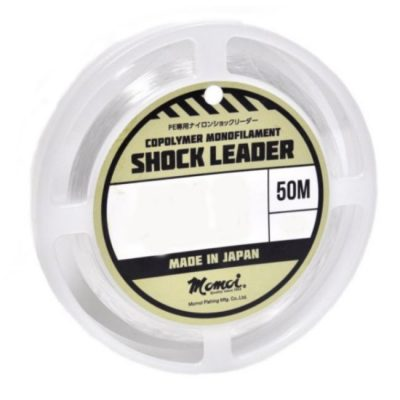 Momoi Hi-Catch Shock Leader 50m