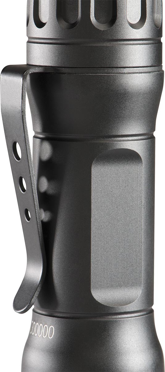 Pelican 7600 LED Tactical Flashlight Clip