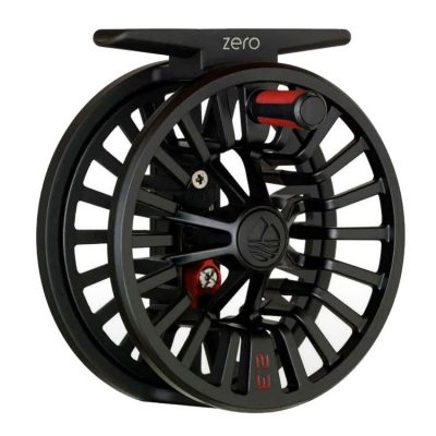 Redington Zero Fly Reel Black Front